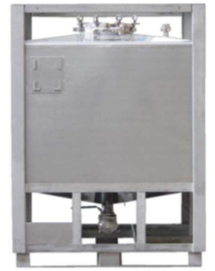 1000L Stainless steel IBC Tank for Liquid
