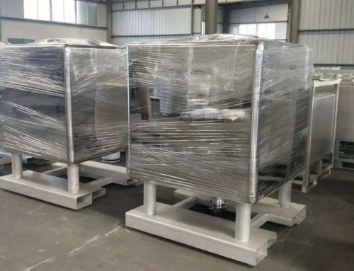 Stainless Steel IBCs Manufacturing Standard and features