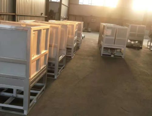 Leakproofness Test for Stainless steel IBCs
